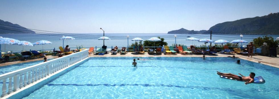 Hotel Agios Georgios Korfu Urlaub Direkt Am Strand