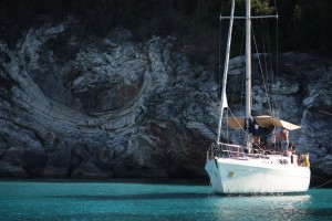 Segeltörn Griechenland Segelyacht