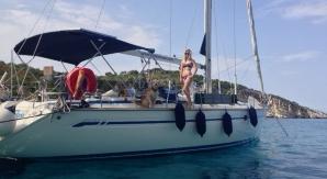 segeln bavaria korfu