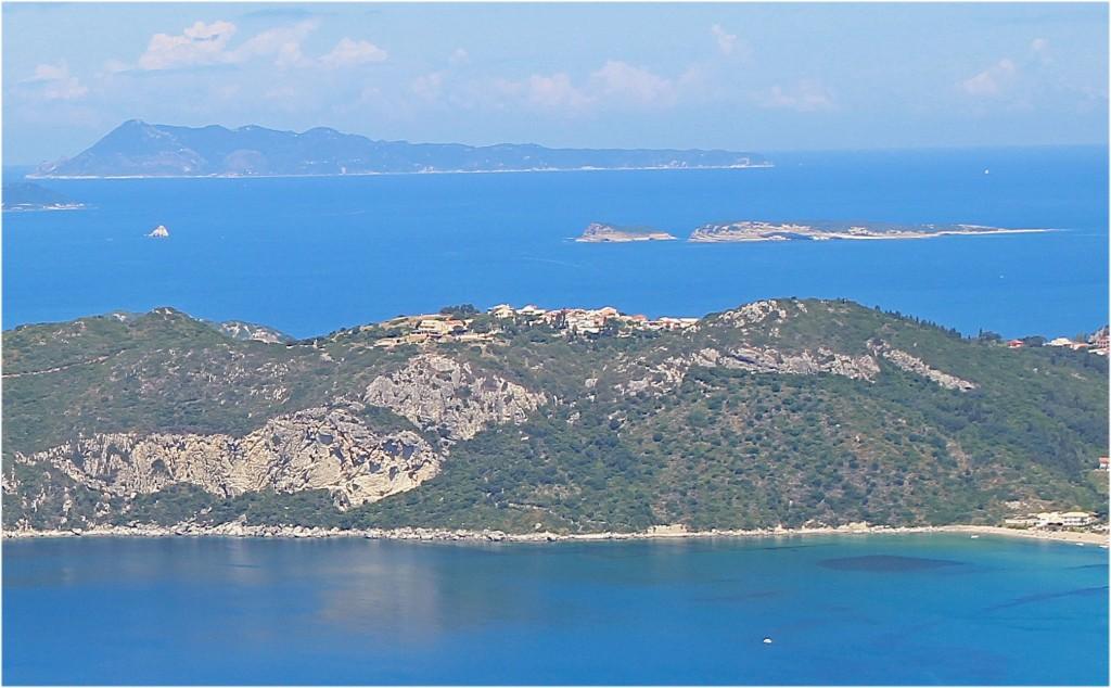 Afionas Korfu