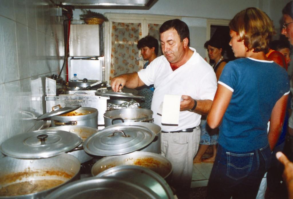 restaurant afionas agios georgios