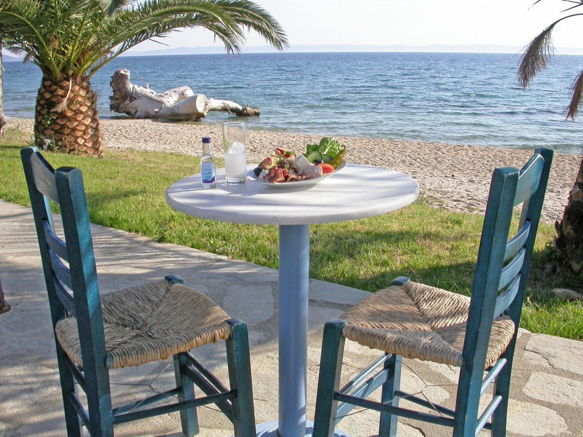 familienhotel griechenland lily ann beach direkt am strand. Black Bedroom Furniture Sets. Home Design Ideas