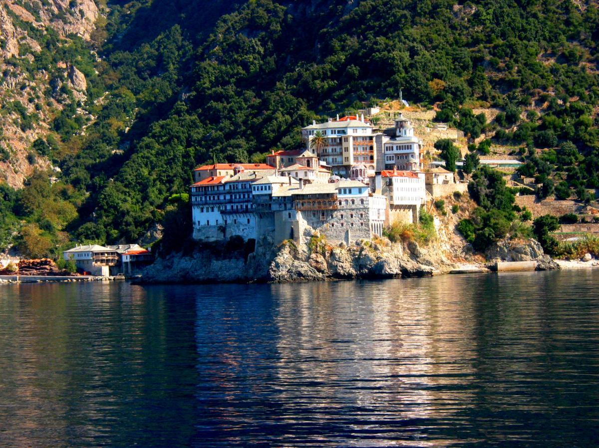 Chalkidiki Sehenswürdigkeiten für Sithonia, Kassandra, Athos