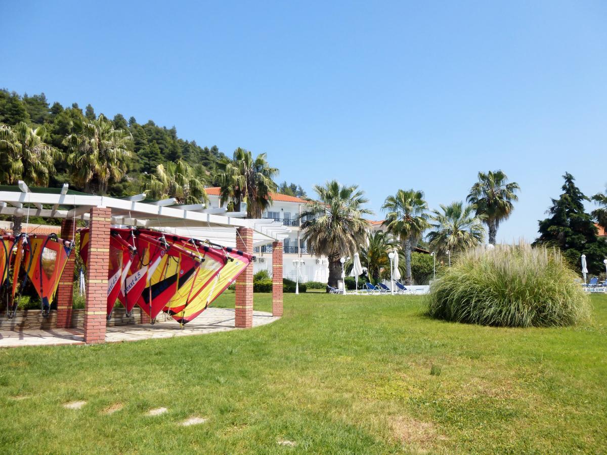 Lily Ann Beach Hotel Sithonia