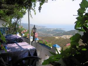 Tavernen und Restaurants mit leckeren griechischen Speisen