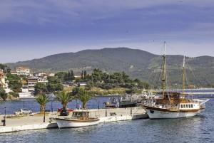 Schnuckelige Fischerdörfer auf Sithonia