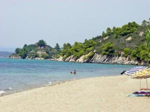 Hotel auf Chalkidiki Griechenland