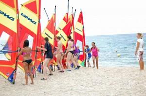 Surfen für Jugendliche am Hotel Lily Ann Beach