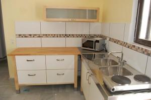 Küchenbeispiel Haus Vasili auf Kofu