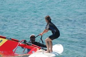Surfen für Groß und Klein