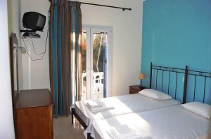 Zimmerbeispiel Appartment Delfini in Agios Georgios