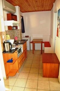 Küchenbeispiel Appartement Delfini