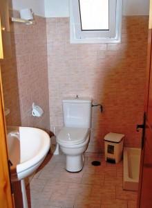 Badezimmerbeispiel Haus Elias