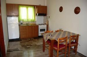 Küchebeispiel Appartements Miltiades Agios Georgios