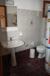 Badezimmerbeispiel FeWos im Erdgeschoss