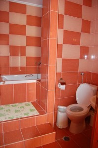 Badezimmerbeispiel Haus Irini