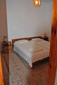 Schlafzimmer im Ferienhaus Eleni