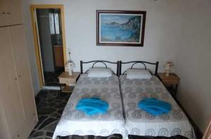 Schhlafzimmerbeispiel 2 Ferienhaus Nikolas