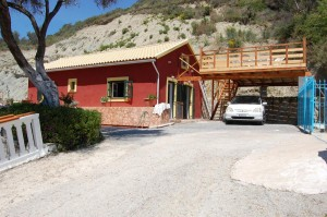 Ferienhaus Hamre in Agios Georgios auf Korfu