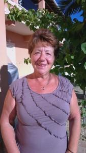 Hausbesitzerin Magda