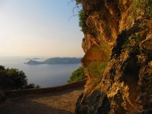 Traumhafte Wanderwege auf Korfu