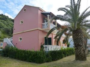 Appartements Haus Stefanos auf Korfu