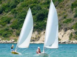 Segeln im Griechenland Urlaub