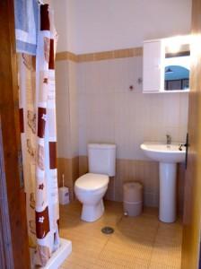 Badezimmer Haus Dimitri