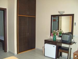 Zimmerbeispiel 2 Hotel Lily Ann Beach auf Sithonia