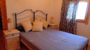 Schlafzimmerbeispiel 4 Ferienhaus Xila
