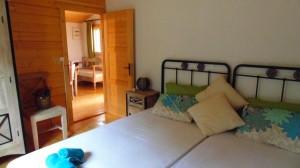 Schlafzimmerbeispiel 2 Ferienhaus Xila