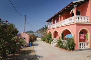 Haus Stefanos auf Korfu