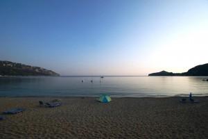 Entspannen in Agios Georgios