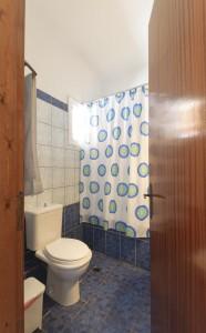 Badezimmerbeispiel 1 Haus Magda auf Korfu