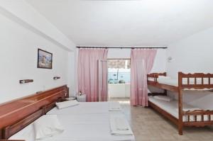 4-Bett-Zimmerbeispiel Haus Magdalena
