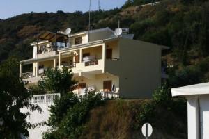 Appartements Haus Katherina auf Korfu