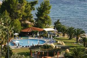 Hotel auf Sithonia Chalkidiki