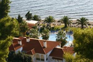 Hotel auf Chalkidiki Sithonia Griechenland