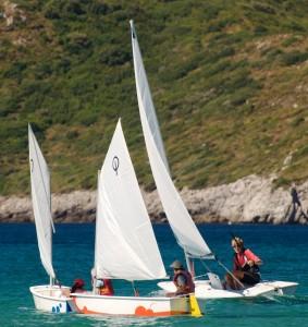Urlaub Kind Agios Georgios