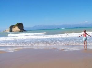 Urlaub Kinder Korfu