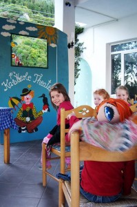 Urlaub Kinder Agios Georgios