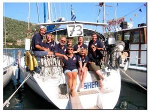 segeln-griechenland-boot